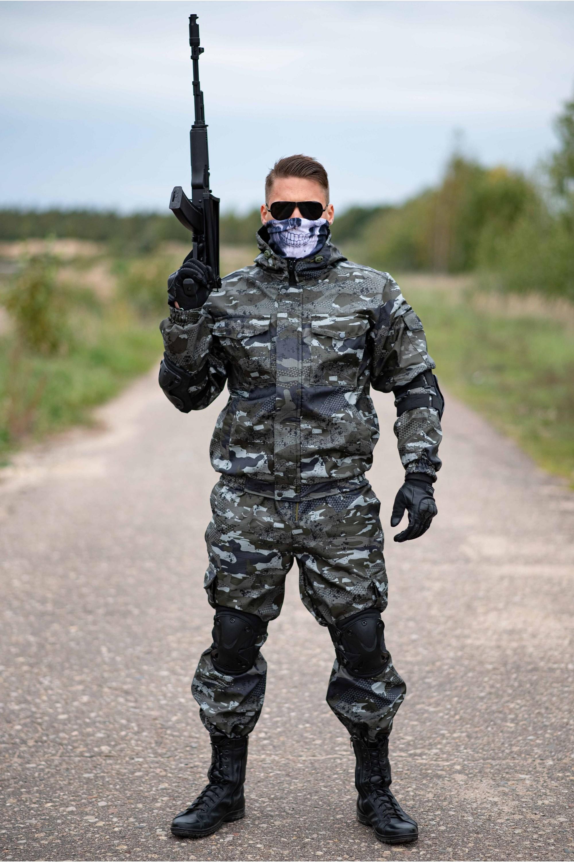 "Костюм Amarok ""Рептилия"""