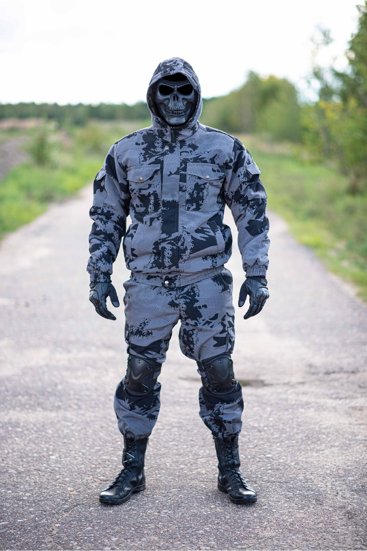 "Костюм Predator Pro2 ""Black"" Рип-стоп"