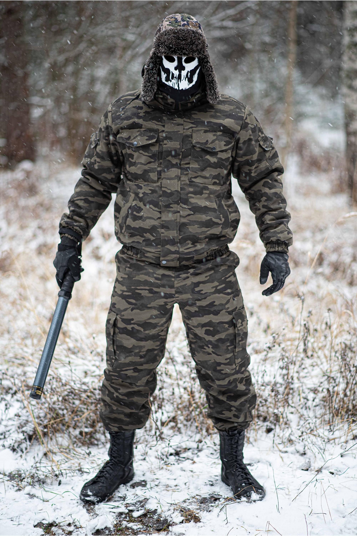 "Костюм Predator Pro2 ""Джин"" Рип-стоп"