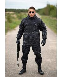 Raptor Pro2 Черный Питон Рип-стоп