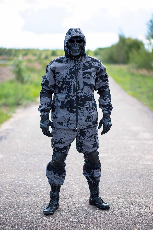 "Костюм Storm2 Pro ""Black"" РИП-СТОП"