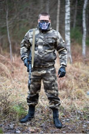"Predator Pro2 ""Серый Мох"" Рип-стоп"
