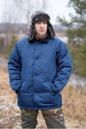 "Куртка Buran ""Blue"""