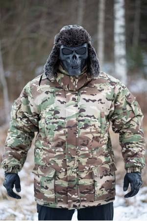 "Куртка Vulcan ""Multicam"" Рип-стоп"