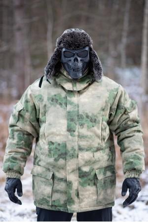 """Куртка Vulcan """"Зеленый мох"""" Рип-стоп"""